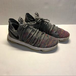 Nike Zoom Kevin Durant 10 Multi-Color Sneakers